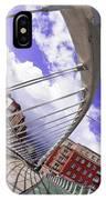 James Joyce Bridge IPhone Case