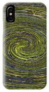 Janca Abstract #6731eca1b IPhone Case