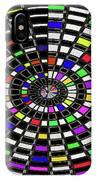 Jancaart # 4375-12s IPhone Case