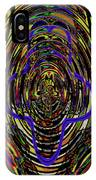 Jancart Drawing Glass 8455dwtpcg IPhone Case