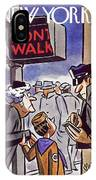 New Yorker January 24 1959 IPhone X Case