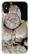 Japan: Buddhist Statue IPhone Case