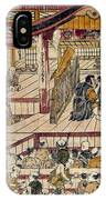 Japan: Kabuki Theater IPhone Case