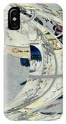 Japanese Bold Abstract IPhone Case