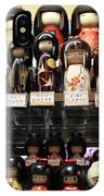 Japanese Dolls IPhone Case