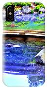 Japanese Garden IPhone Case