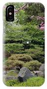 Japanese Garden II IPhone Case