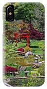 Japanese Garden II IPhone Case