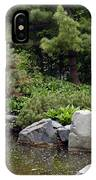 Japanese Garden Iv IPhone Case
