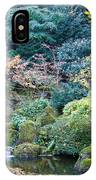Zen Japanese Garden IPhone Case