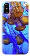 Japanese Sea Nettles IPhone Case