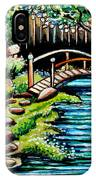 Japanese Tea Gardens IPhone Case