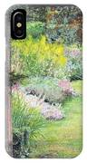 Jardin IPhone Case