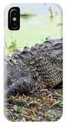 Jarvis Creek Gator IPhone Case