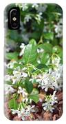 Jasmine In Bloom IPhone Case