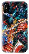 Jazz Brothers IPhone Case