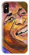 Jazz Man IPhone Case