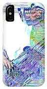Jazz Melody IPhone Case