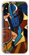 Jazz Trio  IPhone Case