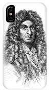 Jean-baptiste Lully, French Composer IPhone Case
