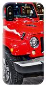 Jeep Wrangler X IPhone Case