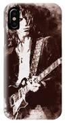 Jeff Beck - 01 IPhone Case