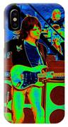 Live In Concert 1976 IPhone Case