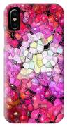 Jelly Bean Rose IPhone Case