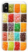 Jellybeans IPhone Case