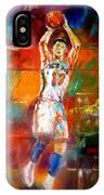 Jeremy Lin New York Knicks IPhone Case