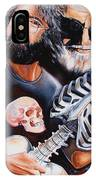 Jerry Garcia And The Grateful Dead IPhone Case