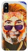 Jerry Garcia-dark Star IPhone Case
