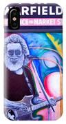 Jerry Garcia - San Francisco IPhone Case