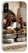 Jerusalem - Bread Seller IPhone Case