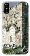 Jerusalem Golden Gate  IPhone Case