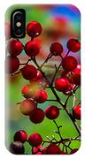 Jessies Berries IPhone Case