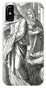Jesus Changes Water Into Wine, Gospel Of John IPhone Case