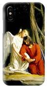 Jesus In Gethsemane IPhone Case