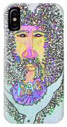 Jesus King Of Peace IPhone Case