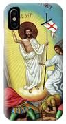 Jesus Light IPhone Case