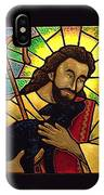 Jesus The Good Shepherd IPhone Case
