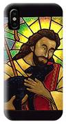 Jesus The Good Shepherd IPhone Case