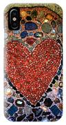 Jewel Heart IPhone Case