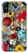 Jeweled Garden IPhone Case
