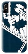 Jfk John Fitzgerald Kennedy International Airport In New York Ci IPhone Case