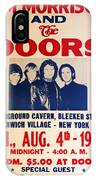 Jim Morrison And The Doors Poster Collection 3 IPhone Case