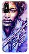 Jimi IPhone Case