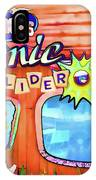 Jimmy Neutron's Attomic Collider IPhone Case
