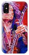 Jimmy Page IPhone Case