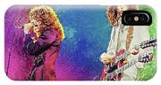Jimmy Page - Robert Plant IPhone Case